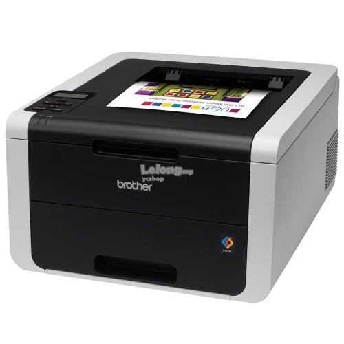 Brother Auto Duplex Wifi Direct/Network Color LED Printer (HL-3170CDW)