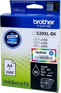 BROTHER BLACK INK, LC-539XL LC539 539 J100 J105 J200