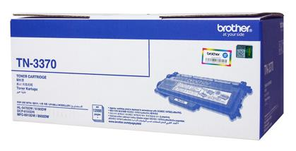 Brother Black Toner Cartridge TN-3370 (Original)
