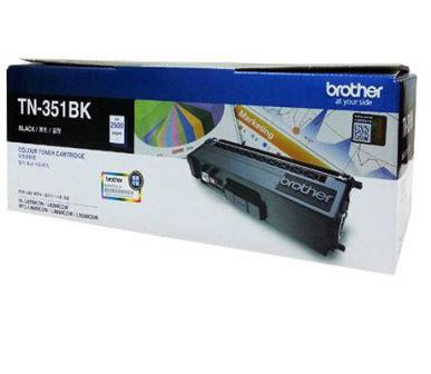 Brother Black Toner Cartridge TN-351BK (Original)