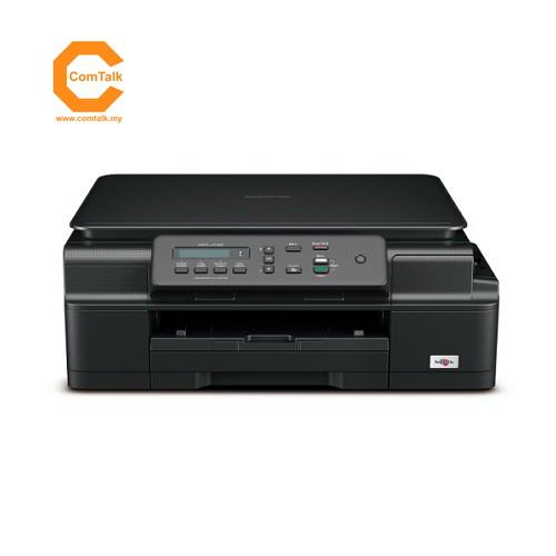 Brother DCP-J100 InkBenefit Multi-Functions Printer