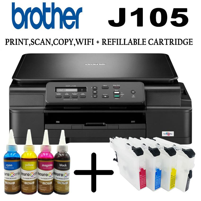 BROTHER DCP-J105 LAN TREIBER WINDOWS 10