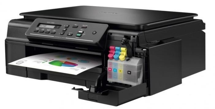 BROTHER DCP-T700W PRINTER (3IN1 ADF WIRELESS INK TANK T 700 T700)