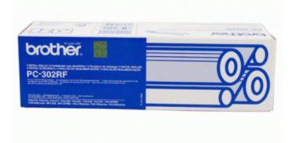 Brother Fax Ink Film- 2 Films (PC302RF)