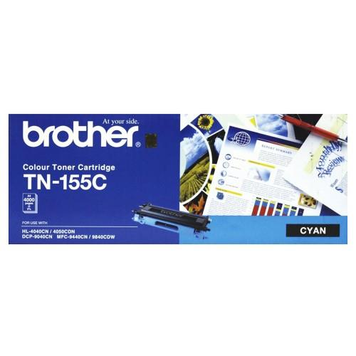 Brother High Cap Toner Cartridge Cyan (TN-155)