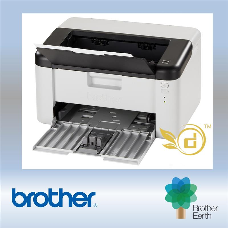 Brother HL-1210W Monochrome Wireless (WIFI) Laser Printer