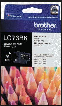 BROTHER Ink Cartridge (LC-73) BLACK