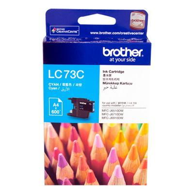 BROTHER iNK Cartridge (LC-73) CYAN