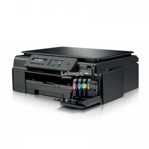 Brother InkBenefit - A4 3in1 InkJet (DCP-J100)