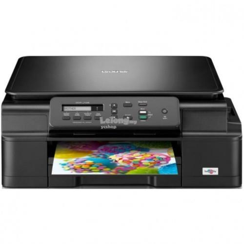 Brother InkBenefit - A4 3in1 InkJet Wireless (DCP-J105)