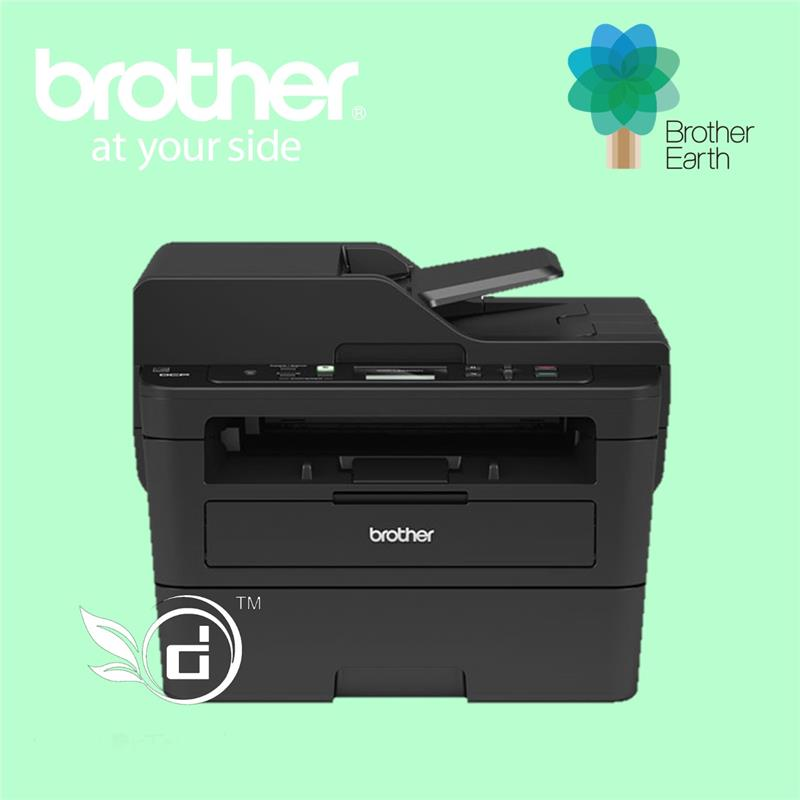 Brother Laser Monochrome Printer DCP-L2550dw Mono Laser Printer