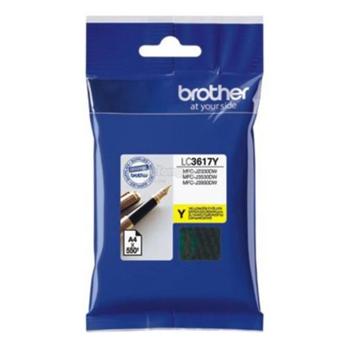 Brother LC-3617 Yellow Ink (LC3617Y)