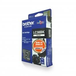 BROTHER LC-38BK BLACK