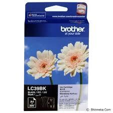 BROTHER LC-39 BLACK INK