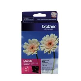 BROTHER LC-39 MAGENTA INK CARTRIDGE (LC39M)