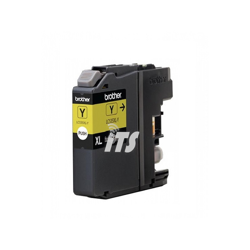 Brother LC539XLBK/535XLC/535XLM/535XLY Cartridge (Blk/Cyn/Mgta/Ylw)