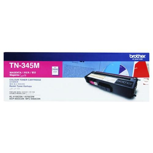 Brother Magenta High Yield Toner (TN-345)