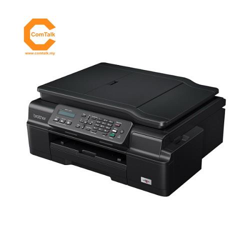 Brother MFC-J200 InkBenefit Multi-Functions Printer
