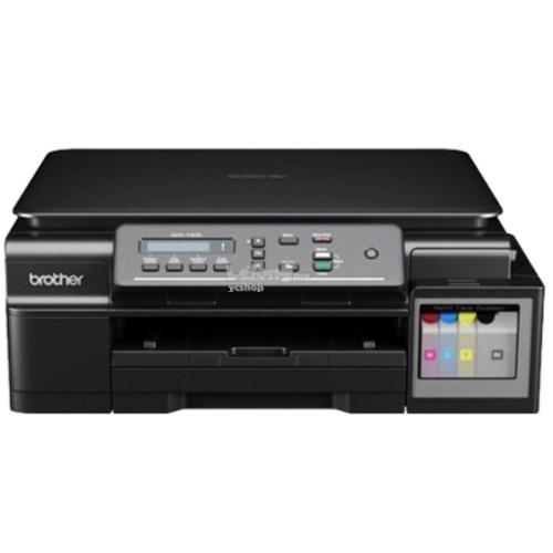 Brother Multi-Function 3in1 Print Color Inkjet Printer (DCP-T500W)