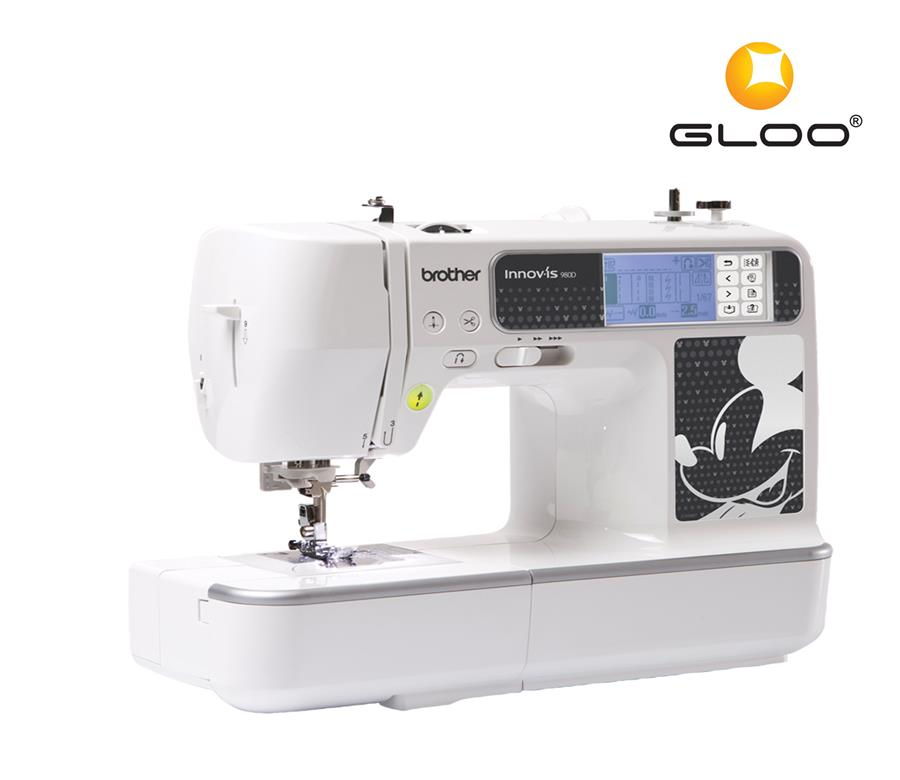 Brother NV40D Built In Disney Char End 404020140 40140 AM Best Disney Sewing Machine