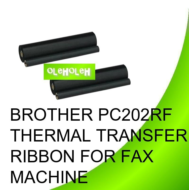 Brother PC202RF Thermal Transfer Ribbon for Fax Machine