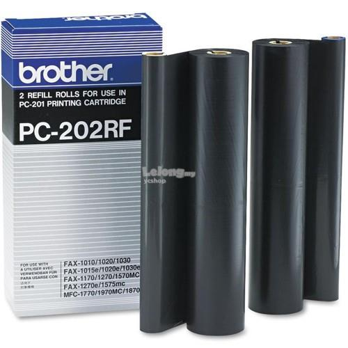 Brother Ribbon 2pack (PC-202RF)
