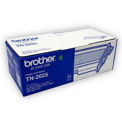 Brother TN-2025, TN2025 (HL-2040, 2070N, 7010 MFC-7820N FAX-2820 2920)