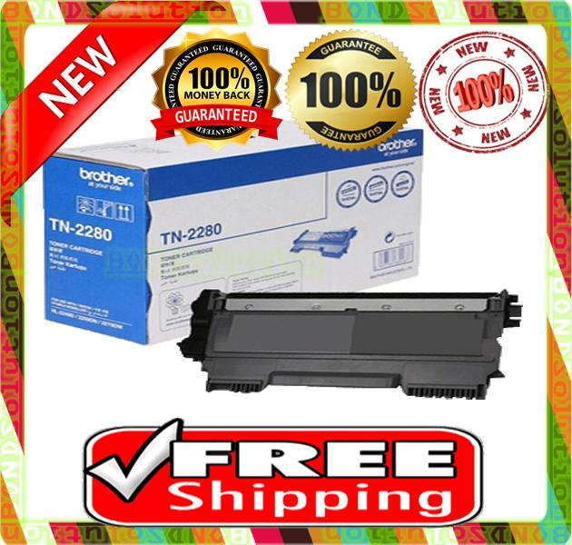 NEW BROTHER TN-2280 Toner 7060 7065 2840 2950 2240 2280 7360 7860