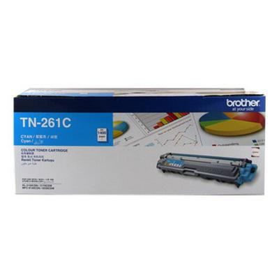 Brother TN-261C (Cyan) HL-3150CDN, HL-3170CDW, MFC-9140CDN, MFC-9330CD