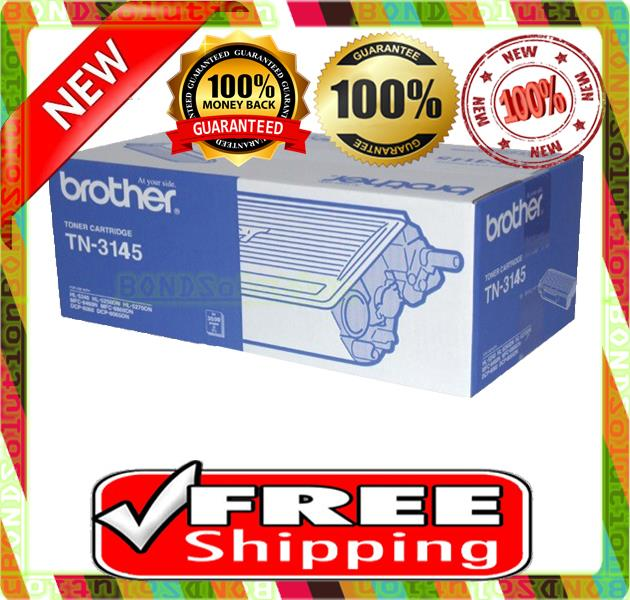 NEW BROTHER TN-3145 Toner 5200 5250 5070 5240 8460 8860 3145