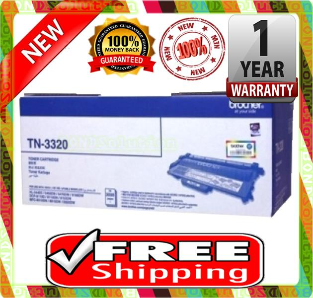 NEW BROTHER TN-3320 Toner 5440 5450 8510 8910 3320