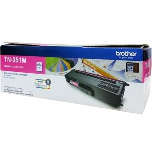 Brother TN-351M (Magenta) Genuine TN351M TN351 351 HL-L8250 8350 8600