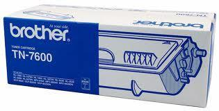 Brother TN-7600 Black Toner Cartridge (Genuine) 8820D 1600 1800 7600
