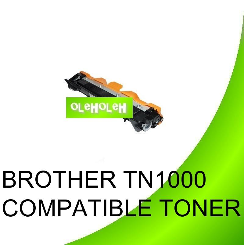 Brother TN1000 Compatible Toner HL1110 DCP1510 MFC1810 MFC1815