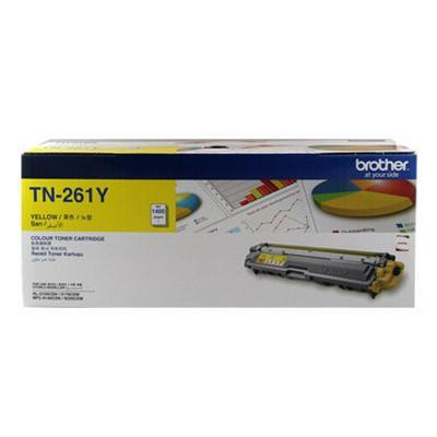 Brother Yellow Toner Cartridge (TN-261)