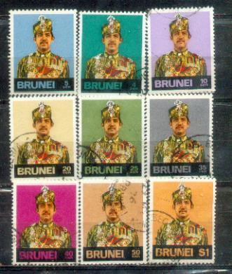 Brunei Lot 1 Up to $ 1