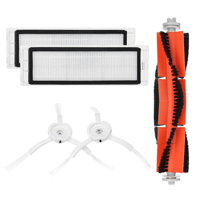 Brush Filters Side Brushes Accessories For XIAOMI Robot Vacuum Home Ap..