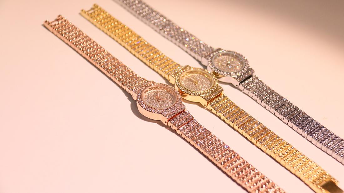 diamond royal full bling your on watches pave audemars oak get for offshore watch piguet