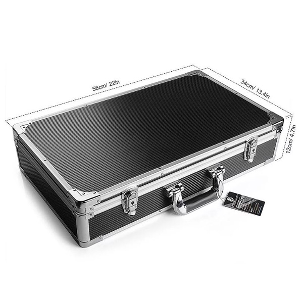 BSL Small Electric Effect Pedal Case Board Box Hard Case Carrying Bag