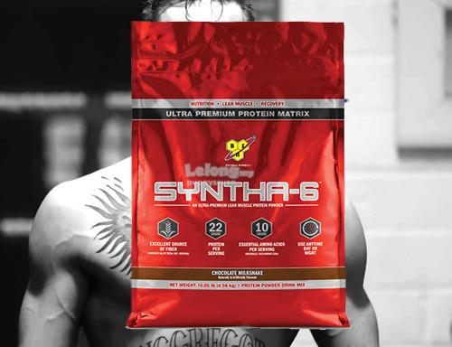 bsn syntha 6 10lbs (AMINO+BCAA) (Muscle Build & Recovery)
