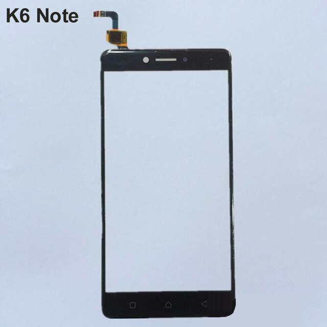 BSS Lenovo K6 Note Touch Screen Digitizer Sparepart