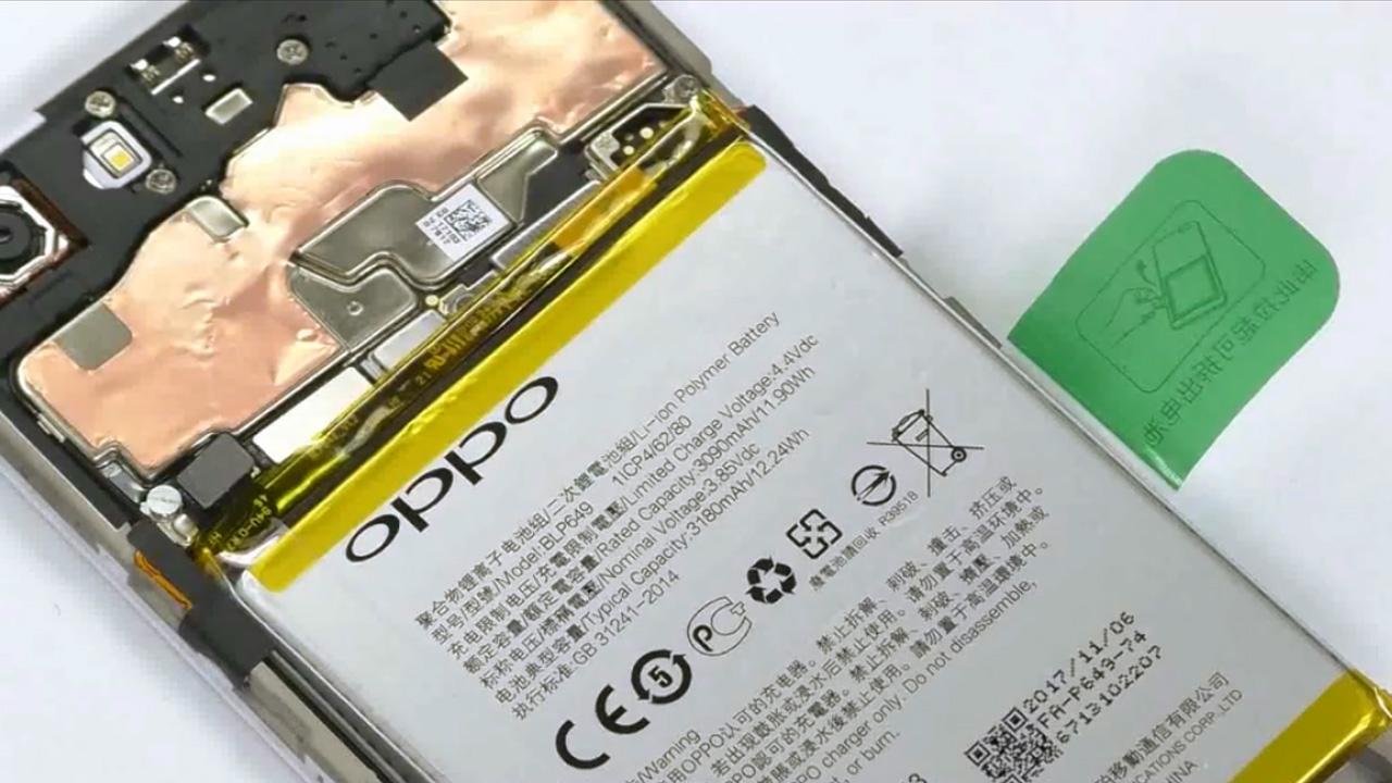 BSS Oppo A83 BLP649 Battery Replacement 3180 mAh