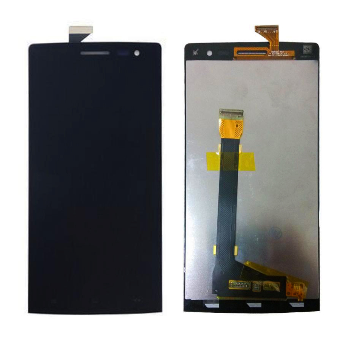 BSS Oppo Find 7 X9076 Lcd + Touch Screen Digitizer Sparepart