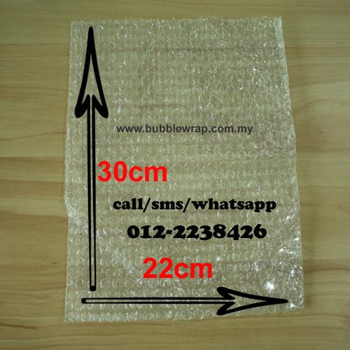 Bubble Wrap Bag (220mm x 300mm) A4 Size 200pcs