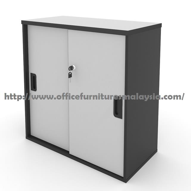 Budget Side Cabinet Sliding Door OFAS820G Best Furniture Shop Selangor. U2039 U203a