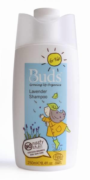 Buds for Kids Lavender Shampoo 250ml