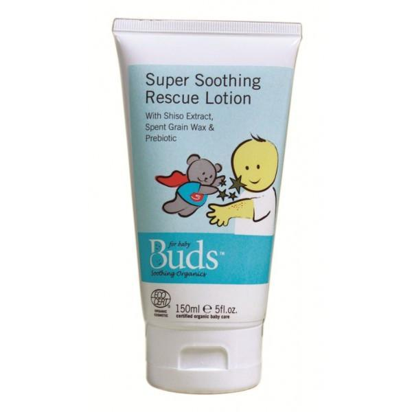 Buds Soothing Organics Super Soothing Rescue Lotion (150ml)