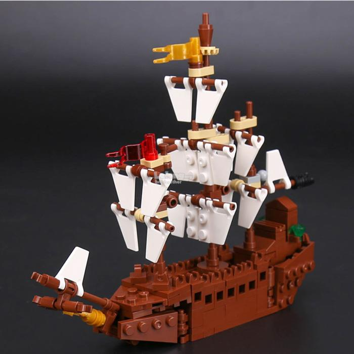 Building Toys The Builder The Ship in The Bottle 16045