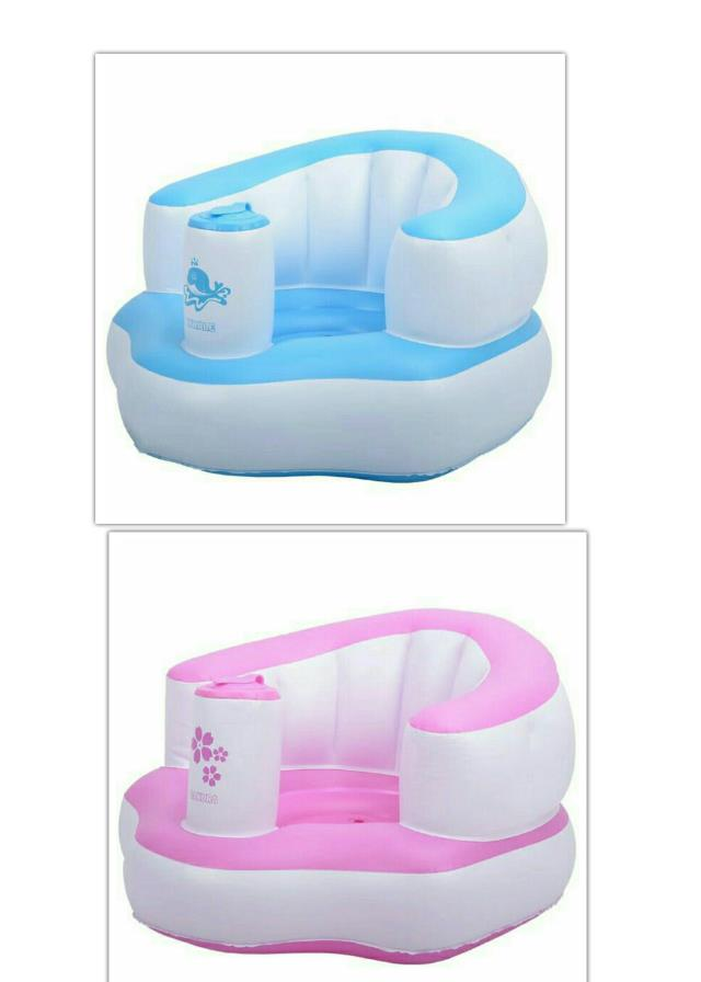 BUILT IN PUMP Bath Seat Baby Inflat (end 10/25/2019 4:15 PM)