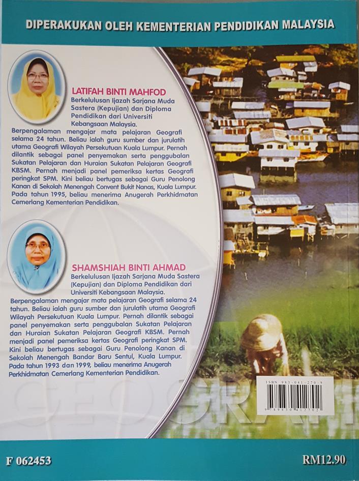 Ting 2 Buku Teks Geografi Tingkatan 2 Kssm